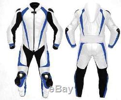 1/2 PC SPORTS-Unbranded Motorcycle/Motorbike Cowhide Leather Jacket, Pant/Suit