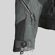 98051-19em Harley-davidson Fxrg Gratify Slim Coolcore Riding Jacket New