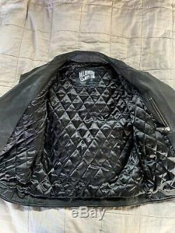 BIllionaire Boys Club Leather Jacket