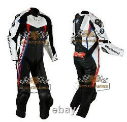 BMW Jacket Racing Leather Trouser Motorcycle Leather Suit Motorbike Leather