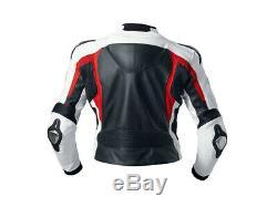 BMW Motorbike/Motorcycle Leather Suit Mens Biker Racing Leather Jacket Trouser