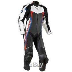 BMW Motorcycle Leather Suit Motorbike Leather Suit Men Racing Leather Jacket CE