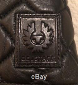 Belstaff Braxton 2.0 Leather Jacket Black Size IT 54 / UK 44 RRP £1,295.00