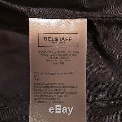 Belstaff Braxton 2.0 Leather Jacket Black Size IT 56 / UK 46 RRP £1,295.00