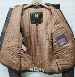 Belstaff Hero Jacket Bison Edition S