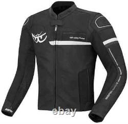 Berik Sportive Motercycle Leather Jacket 2.0 uncompromising new era of safety