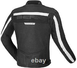 Berik Thruxton Motorcycle Leather racing sport Jacket 2.0 uncompromising safety