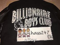 Billionaire Boys Club / BBC x McNairy Collab. Varsity / Letterman Jacket Sz. S