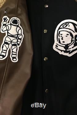 Billionaire Boys Club Varsity Letterman Jacket Size L BBC Kith Supreme Jordan