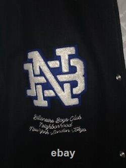 Billionaire Boys Club X Neighborhood Varsity Jacket XL