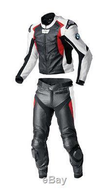 Bmw Mens Motogp Racing Motorcycle Leather Suit Motorbike Leather Jacket Trouser