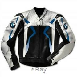Bmw Motorcycle Jacket Biker Men Leather Jacket Motorbike Jacket