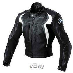Bmw Motorcycle Jacket Biker Men Leather Jacket Motorbike Jacket Riding