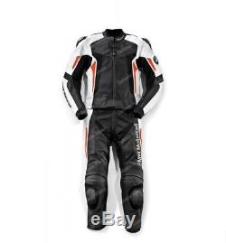 Bmw Racing Motorcycle Leather Suit Mens Motogp Motorbike Leather Jacket Trouser