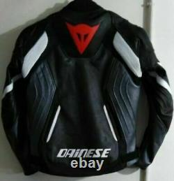 Brand New Black Motorbike Cow Leather Jacket Motorcycel Racing Leather jackets