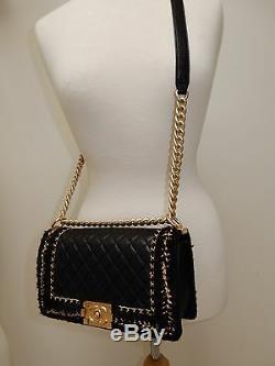 Chanel Boy'Jacket' Medium Classic Flap Bag Limited Edition