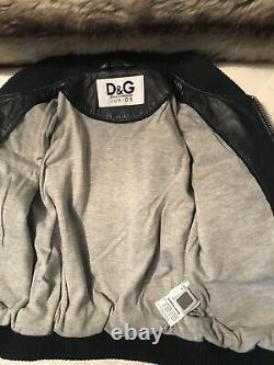 D&G Bomber Jacket
