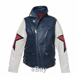 Diesel Leather Boy's Jacket Jett Giacca New 10 Years RRP £510.00