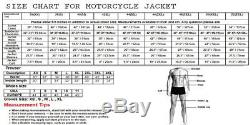 Ducati Green Motorcycle Racing Leather Jacket. Ce Approved Full Protection