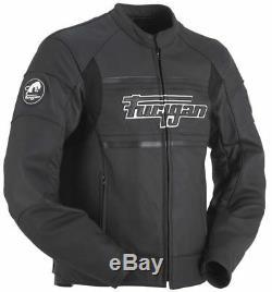 Furygan Houston Amo 2 Jacket Leather Motorcycle Road Bike Waterproof Jacket