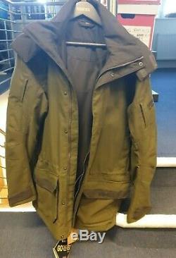 Harkila Pro Hunter X Jacket Lake Green Size 40