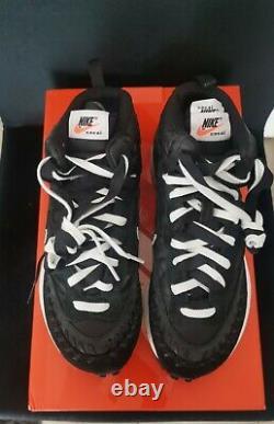 Jean Paul Gautier Sacais Nike Vapour Waffle Black