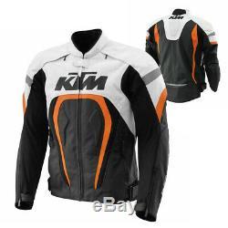 KTM Motegi Leather Jacket KTM Motorbike/Motorcycle Leather Motogp Jacket