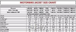 KTM Motorcycle Jacket Mens Motorbike Leather Jackets Racing LeatherJackets