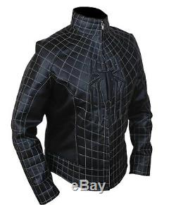 Kid's The Amazing Spiderman Jacket with Black Padded / Embossed Spider Logo