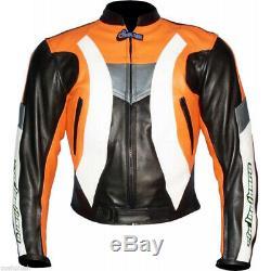 Ktm Leather Motogp/motorbike / Motorcycle Racing Jacket Riding Jacket Mens/women