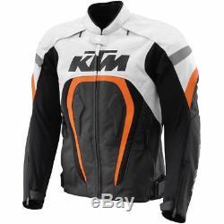 Ktm Motegi Motorcycle Racing Leather Jacket Motogp Leather Jacket