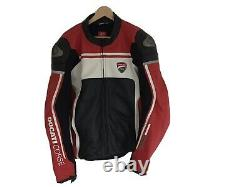 Leather Jacket DUCATI CORSE By Dainese for Sale Genuine apparel DUCATI