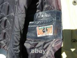 Men's Looney Tunes Taz Boy Leather Jacket, Medium