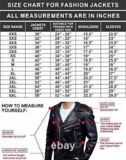 Mens Real Soft Suede Trucker Denim Style Black Leather Jacket