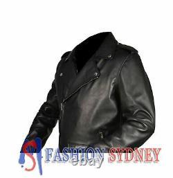 Mens Riverdale Southside Serpents Femur Gang Jughead Jones Leather Flight Jacket