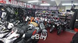 Merlin Lichfield Retro Style Leather Motorcycle Motorbike Jacket Oxblood