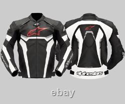 Motogp New Motorbike Motorcycle Racing Leather jacket LD-655-2020 (US 38-48)