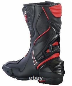 Motorbike Armour Suit Jacket Trouser Leather Boots Waterproof Motorcycle Racing