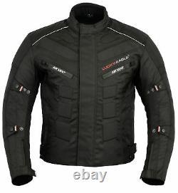 Motorbike Riding Suit Waterproof Motorcycle Suits Textile Jacket Protector