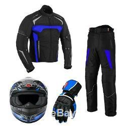 Motorcycle jackets Motorcycle gloves Trouser Motorbike helmets Suit Waterproof
