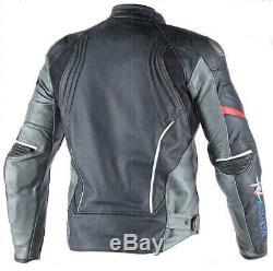 Mv Agusta White Motorbike Motorcycle Racing MotoGp Leather Jacket