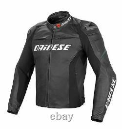 New 2021 Men Motorbike Leather Jacket Motorcycle Bikers Racing Sports Jackets CE
