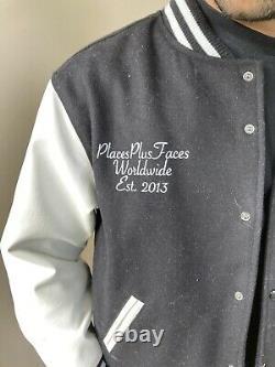 Places plus faces jacket