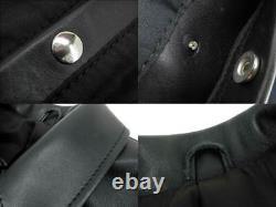 Secondhand Comme Des Garcons Homme Com De Boy Om 00Aw Leather Jacket Hj-04080M