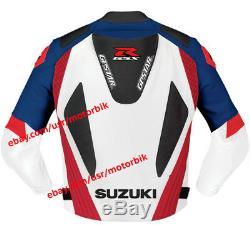 Suzuki GSXR Geniune Leather Jacket