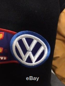 TREK VW ROCKET BOY Jacket letterman medium RARE