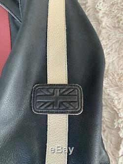 Triumph Raven 2 Leather Jacket Mens XXL (44/46) BNWT