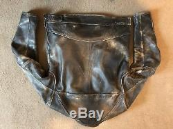 Triumph Raven 2 Leather Motorcycle Jacket
