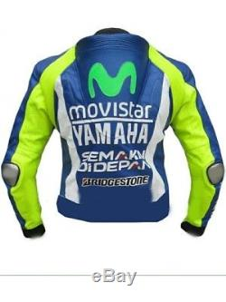 Valentino Rossi Racing MotoGP 2015 Leather Jacket