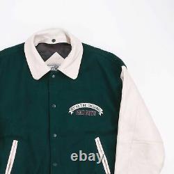 Vintage ACME CLOTHING Looney Tunes Bad Boys Bugs Taz Varsity Jacket Mens Size XL